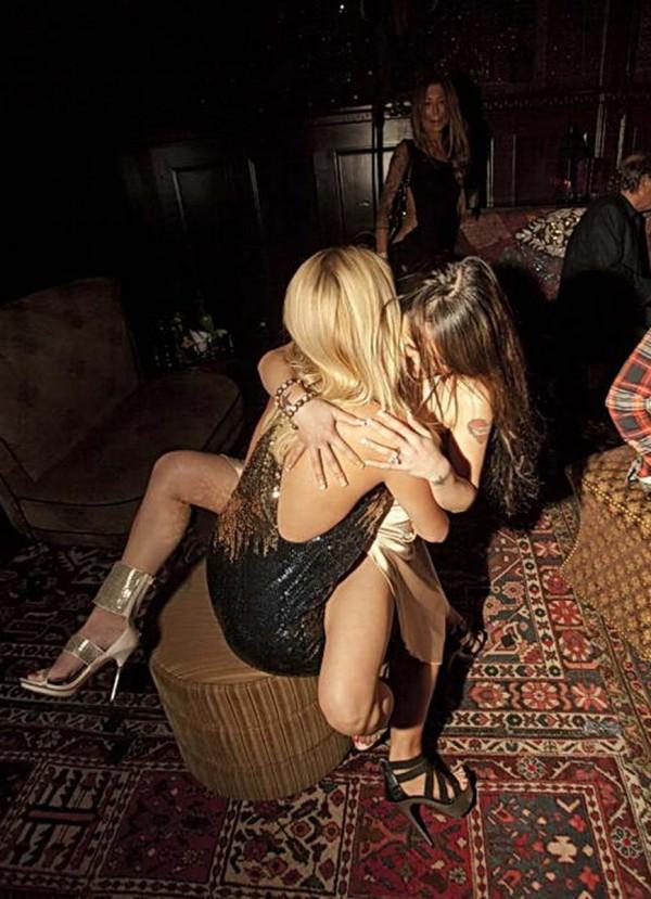 Are tila tequila lesbian naked talk