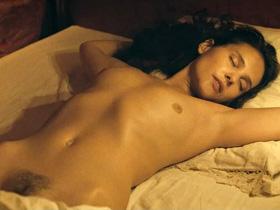 Virginie Ledoyen Nude Lying In Bed Addictedtocelebs